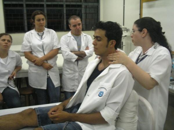 Exame fisico dos membros inferiores